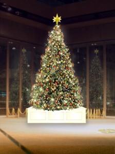 丸ビル四季クリスマス