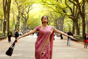 6月から一般公開される「マダム・イン・ニューヨーク」(C)Eros International Ltd)。インドの女性の美しさと魅力を教えてくれる映画だ。